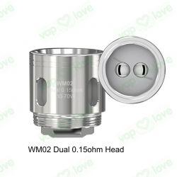 Resistencia WM02 Dual para Gnome Wismec