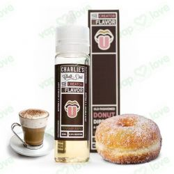 OLD FASHIONED DONUT 50ML 0MG - CHARLIE'S CHALK DUST