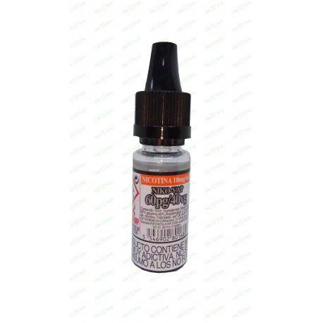 NIKO-VAP (Kit nicotina OIL4VAP) 20PG/80VG