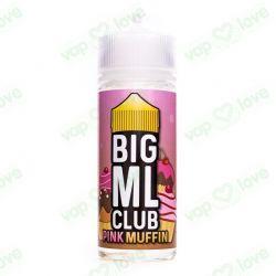 Pink Muffin 100ml 0mg - Big ML Club