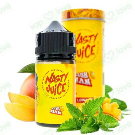 Cush Man 50ml 0mg - Nasty Juice