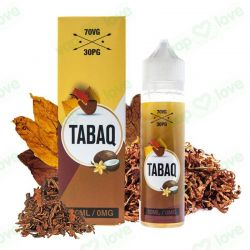 Tabaq 50ml 0mg - Elda