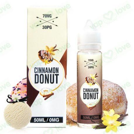 Cinnamon Donut 50ml 0mg - Elda
