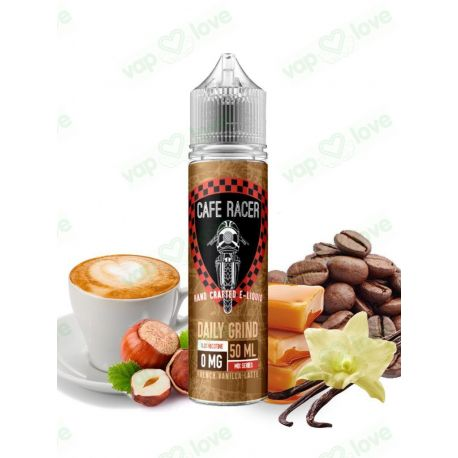 DAILY GRIND 50ML 0MG - CAFE RACER