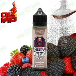 Aroma concentrado BRATVA 10ml - OIL4VAP