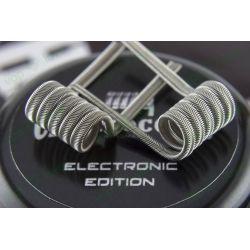 Fused Clapton Electrónico 0.18ohm - Charro Coils