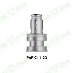 Resistencia PnP-C1 - 1.2ohm para Vinci/ Drag X/ Drag S/ Argus GT/ Argus Air - Voopoo