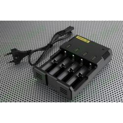 Nitecore Intellicharger New I4 Li-ion/NiMH 4-slot