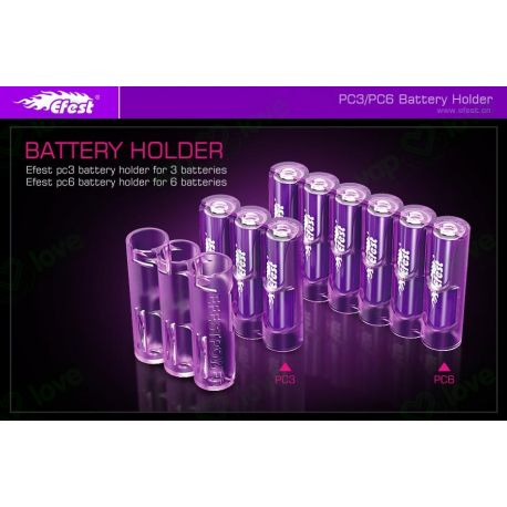 PC6 BATERY HOLDER