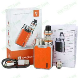 Vaporesso SWAG 80W TC Kit con NRG 2ML