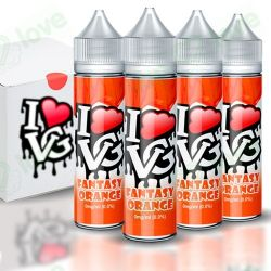 I LIKE VG FANTASY ORANGE 0MG 50ML BOOSTER