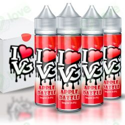 I LIKE VG APPLE DAZZLE 0MG 50ML BOOSTER