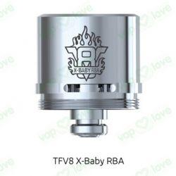 Resistencia SMOK TFV8 RBA X-BABY