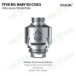Resistencia SMOK TFV8 BIG BABY (TPD VERSION)