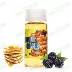 GRIDDLE CAKES 0MG 100ML - KINGS CREST