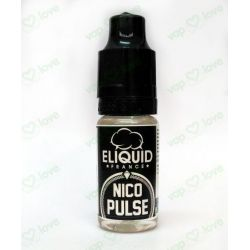 Nicopulse 20mg 10ml 10PG/90VG Eliquid France