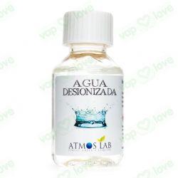 Agua Desionizada - Atmos Lab 100ml