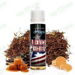 American Luxury 50ml 0mg - Drops