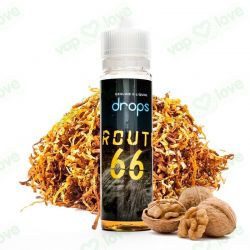 Route 66 50ml 0mg - Drops