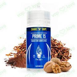 PRIME 15 50ML 0MG - HALO