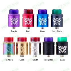 Dead Rabbit SQ RDA BF 22mm Aluminio