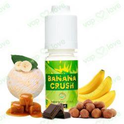 Aroma Banana Crush 10ml - Nova Liquides