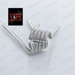Bacterio Coil The Vape Team 0.15ohm full N80